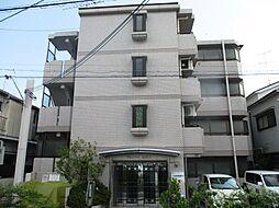 兵庫県尼崎市立花町2丁目の賃貸マンションの外観