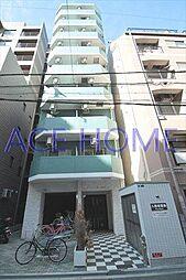クレシア東心斎橋[602号室号室]の外観