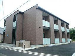 レオネクストリバーサイド柏原[1階]の外観