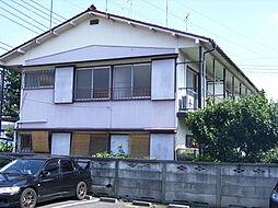 第2浜田荘[201号室]の外観