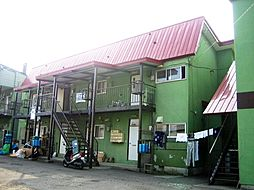 第二緑風荘[1階]の外観