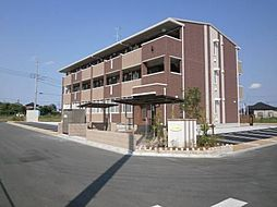 ラフィシア[3階]の外観