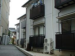 ブルーメンハイム[1階]の外観