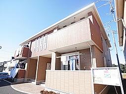 千葉県鎌ケ谷市東初富3丁目の賃貸アパートの外観