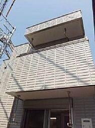 東京都荒川区西尾久2丁目の賃貸アパートの外観
