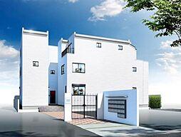 新築 ミハス東新宿[207号室号室]の外観