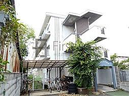 京都府京都市伏見区松屋町の賃貸アパートの外観