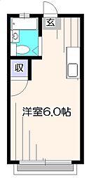 ストロベリーハウス・I[1階]の間取り