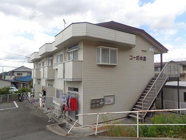 兵庫県小野市丸山町の賃貸アパートの外観