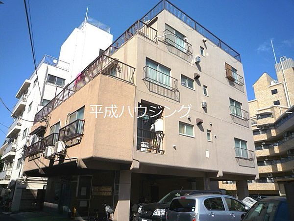 ブラザ山田 3階の賃貸【東京都 / 新宿区】