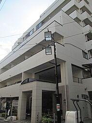 神奈川県川崎市中原区田尻町の賃貸マンションの外観