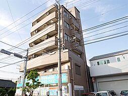東京都足立区伊興本町1丁目の賃貸マンションの外観