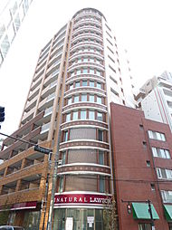 東京都港区赤坂9丁目の賃貸マンションの外観