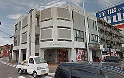 滋賀県草津市野村4丁目の賃貸マンションの外観