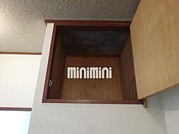 アーバンMの収納スペース