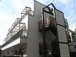 コーポウライ[2階]の外観
