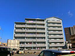 ドミール有住[4階]の外観