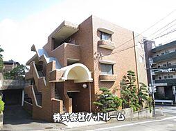 森ケ丘第五マンション[3階]の外観