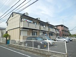 大阪府高槻市氷室町2丁目の賃貸アパートの外観