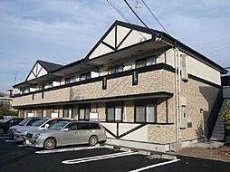 千葉県柏市南増尾6の賃貸アパートの外観