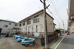 埼玉県熊谷市伊勢町の賃貸アパートの外観