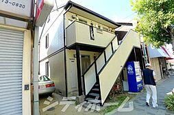 大阪府大阪市東住吉区北田辺1丁目の賃貸マンションの外観