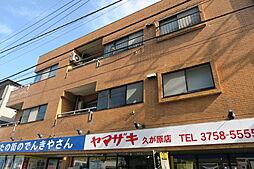 セブンスターマンション[2階]の外観