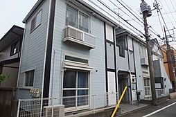 田隅(2)[1階]の外観