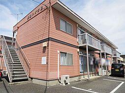 島田ハイツB[1階]の外観