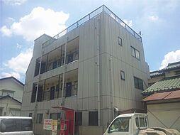 田所マンション[1階]の外観