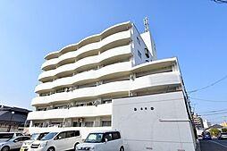 広島県広島市安佐南区東原3丁目の賃貸マンションの外観