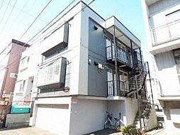 グランドール東札幌[2階]の外観