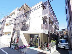 森田コーポ[2階]の外観
