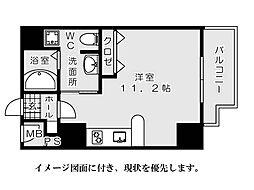 KatayamaBLDG22[302号室]の間取り