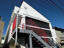 La・scala・rossa[1階]の外観