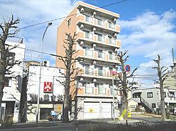 Wing横浜[201号室]の外観