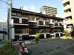 セジュール喜連東[203号室]の外観