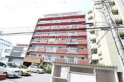ユニライフ江坂[4階]の外観