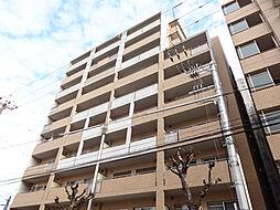 プルメリア東三国ウエスト[3階]の外観