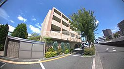モントハイム[1階]の外観
