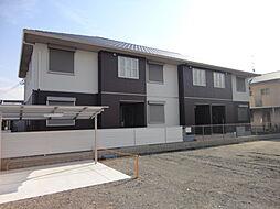 奈良県北葛城郡広陵町大字笠の賃貸アパートの外観