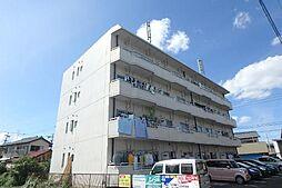 コーポ日比野[4階]の外観