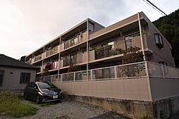 千葉県市川市南大野3丁目の賃貸マンションの外観