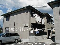 アンリ久津川IV[2階]の外観