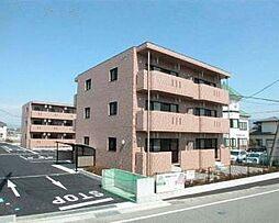 静岡県三島市八反畑の賃貸マンションの外観