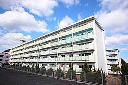 ビレッジハウス伊川1号棟[4階]の外観