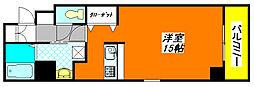 ベローナ 805号室[8階]の間取り