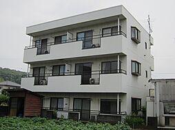 三陽マンション(3F角)[3階]の外観