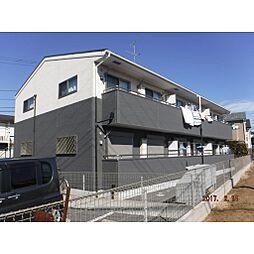 コーモド飯山満[203号室]の外観