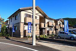 長崎県諫早市小野町の賃貸アパートの外観